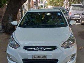 Used 2012 Hyundai Verna  Version 1.6 CRDi SX MT for sale in Nagar