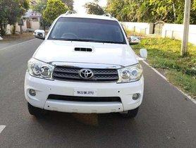 Toyota Fortuner 3.0 4x4 Manual, 2010, Diesel MT for sale in Tiruppur