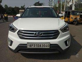 Used 2015 Hyundai Creta  1.6 SX MT for sale in Visakhapatnam
