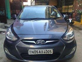 Used Hyundai Verna CRDi MT car at low price in Cuddalore