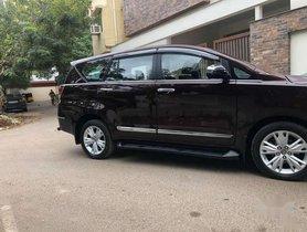 Toyota INNOVA CRYSTA 2.4 ZX Manual, 2018, Diesel AT in Chennai
