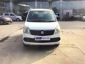 2011 Maruti Suzuki Wagon R LXI Petrol CNG MT  in Faridabad