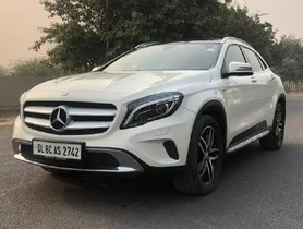 2017 Mercedes Benz GLA Class Diesel MT in New Delhi