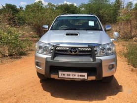 2011 Toyota Fortuner MT for sale in Madurai