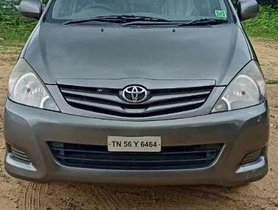 2009 Toyota Innova MT for sale at low price in Erode