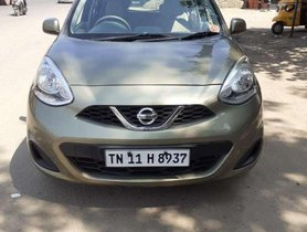 2014 Nissan Micra MT for sale at low price in Chennai