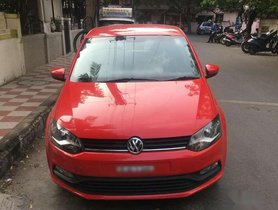 Used Volkswagen Polo MT car at low price in Chennai
