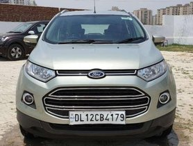 2014 Ford EcoSport MT for sale at low price in Ghaziabad