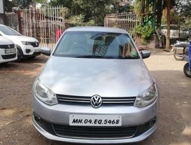 Used Volkswagen Vento MT car at low price in Thane