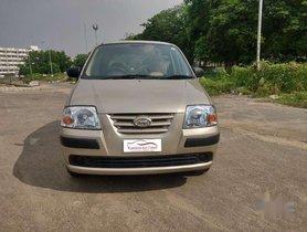 Hyundai Santro Xing GLS, 2010, Petrol MT for sale in Ahmedabad