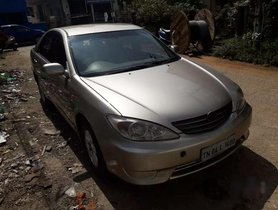 Used 2003 Toyota Camry MT for sale in Chennai