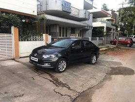 2018 Volkswagen Vento MT for sale in Nagar