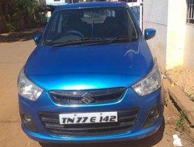 Used Maruti Suzuki Alto K10 Version VXI MT car at low price in Karaikudi