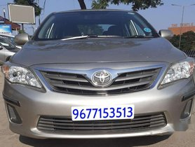 Used Toyota Corolla Altis MT car at low price in Chennai