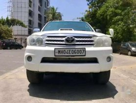 Used 2010 Toyota Fortuner 4x4 MT for sale in Mumbai