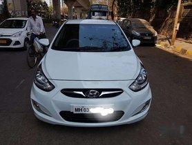 Hyundai Fluidic Verna 1.6 VTVT S (O) Automatic, 2012, Petrol AT in Mumbai