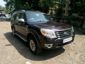 Used Ford Endeavour AT car at low price in Mumbai