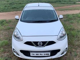 Used Nissan Micra Diesel AT 2017 in Tiruppur