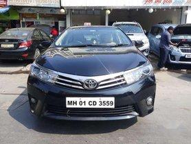2015 Toyota Corolla Altis Version VL AT for sale in Mumbai