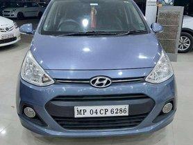 Used Hyundai i10 Sportz 2015 MT for sale in Bhopal