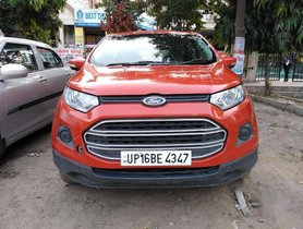 Ford Ecosport EcoSport Ambiente 1.5 TDCi, 2016, Diesel MT for sale in Ghaziabad