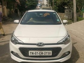 Used 2017 Hyundai i20 MT for sale in Chennai