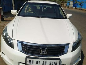 2008 Honda Accord AT for sale at low price in Thane