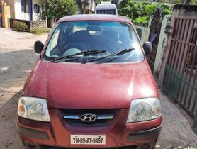 2007 Hyundai Santro Xing GLS MT for sale in Chennai