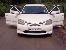 Toyota Etios V, 2011, CNG & Hybrids V MT in Mumbai