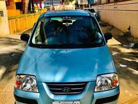 Used Hyundai Santro Xing GLS MT car at low price in Chennai