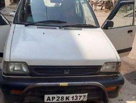 Used 1998 Maruti Suzuki 800 MT for sale in Hyderabad