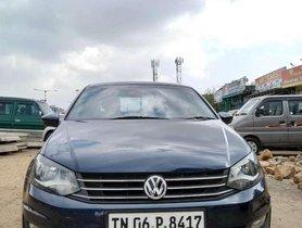 Volkswagen Vento Highline Diesel, 2015, Diesel MT for sale in Chennai