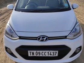 2015 Hyundai Xcent MT for sale in Chennai