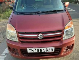 Used Maruti Suzuki Wagon R LXI 2010 MT for sale in Chennai
