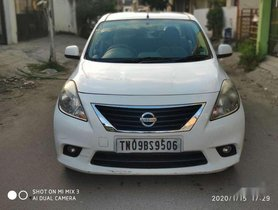 Nissan Sunny 2013 MT for sale in Chennai