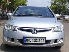 Honda Civic 1.8V Manual, 2008, Petrol MT for sale in Pune