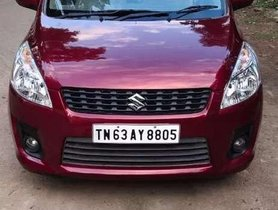 Maruti Suzuki Ertiga 2012 MT for sale in Tiruchirappalli