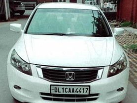 2010 Honda Accord Petrol MT for sale in New Delhi