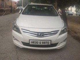 2019 Hyundai Verna SX Diesel MT in Faridabad