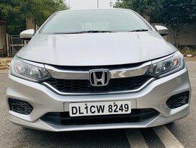 2018 Honda City VX MT Diesel for sale in New Delhi