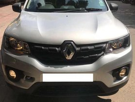 Renault Kwid 1.0 RXT OPT., 2016, Petrol AT for sale in Chennai