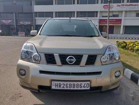 Used 2010 Nissan X Trail LE MT for sale in Chandigarh
