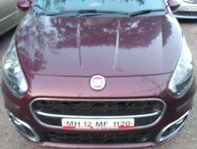 2015 Fiat Punto Evo MT for sale in Pune