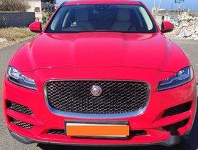 Used Jaguar F Type AT car at low price in Chennai