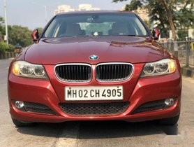 BMW 3 Series 2012 AT for sale in Goregaon