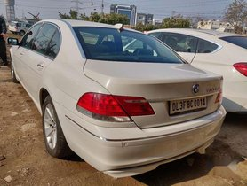 Used 2010 BMW 7 Series 730d AT for sale in Chandigarh