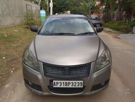 Used Maruti Suzuki Kizashi MT for sale in Hyderabad at low price