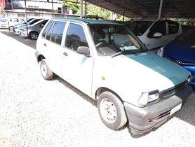 Maruti Suzuki 800 2004 MT for sale in Thrissur