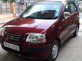 Hyundai Santro Xing GLS, 2008, Petrol MT for sale in Chennai