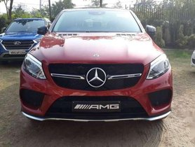 Used Mercedes-Benz GLE COUPE 43 4MATIC, 2019, Petrol AT for sale in Kolkata